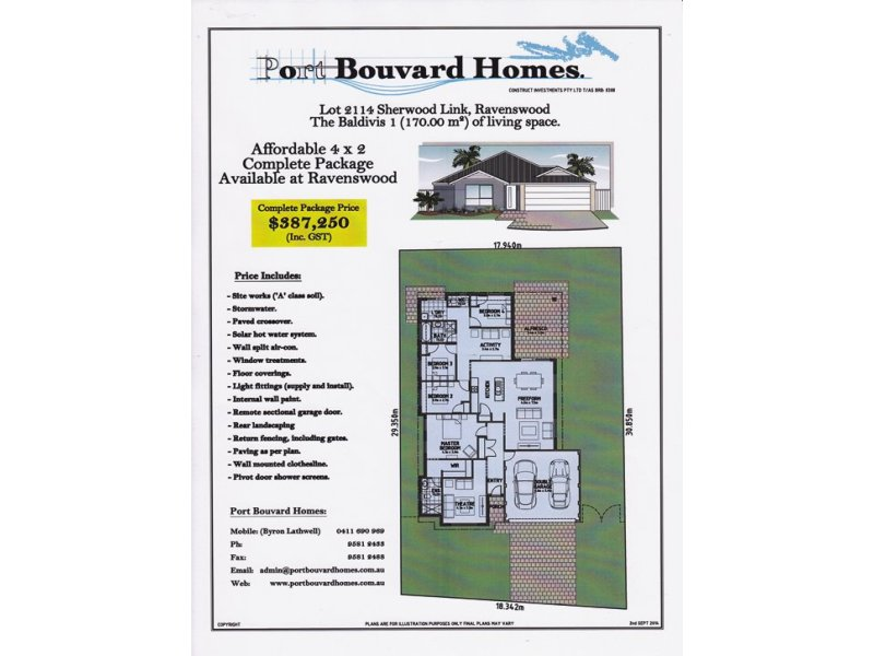 Lot 2114 Wayside Court, Ravenswood, WA 6208