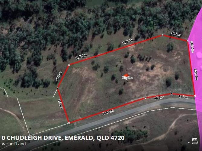 Lot 1 Chudleigh Drive, Emerald, Qld 4720