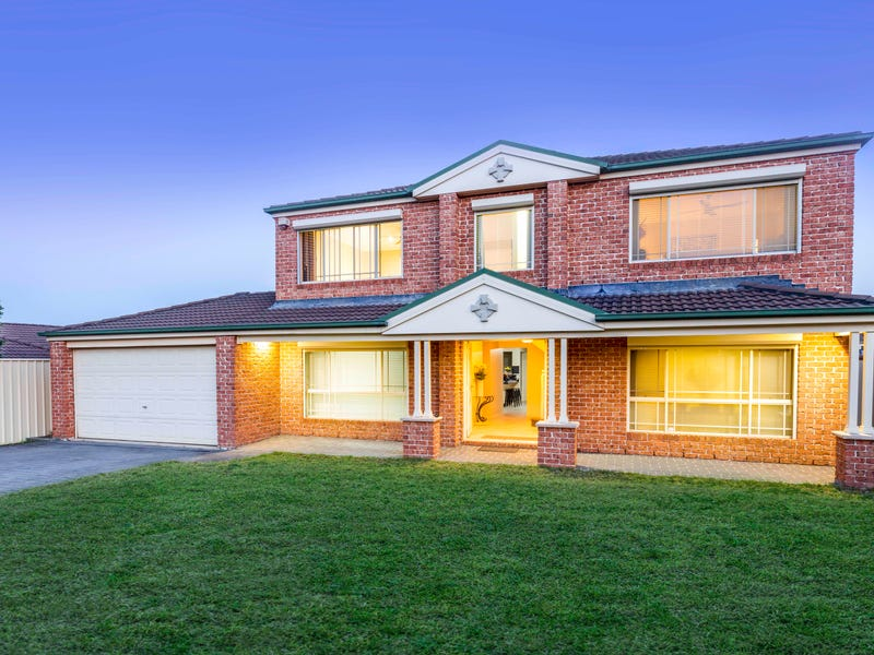 17 Mitchell Drive, West Hoxton, NSW 2171