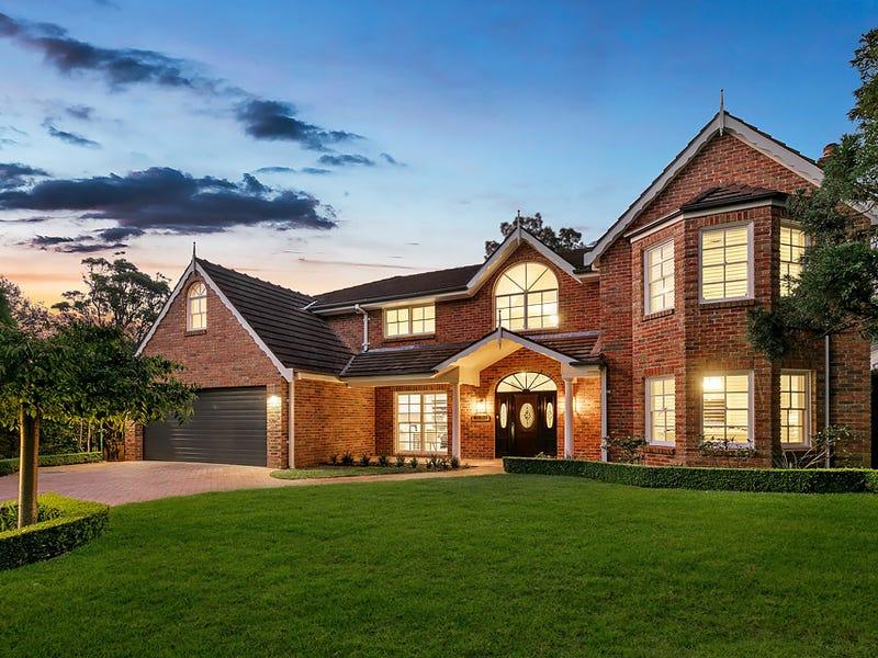Cool 21 Delaware Avenue St Ives Nsw 2075 Realestate Com Au Beutiful Home Inspiration Semekurdistantinfo