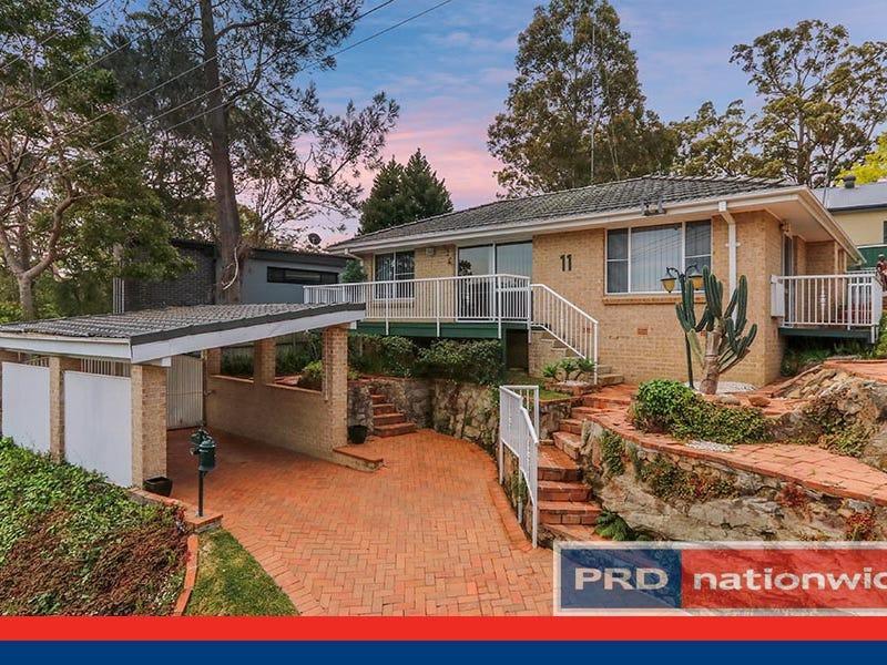 11 Kara Lane, Peakhurst Heights, NSW 2210