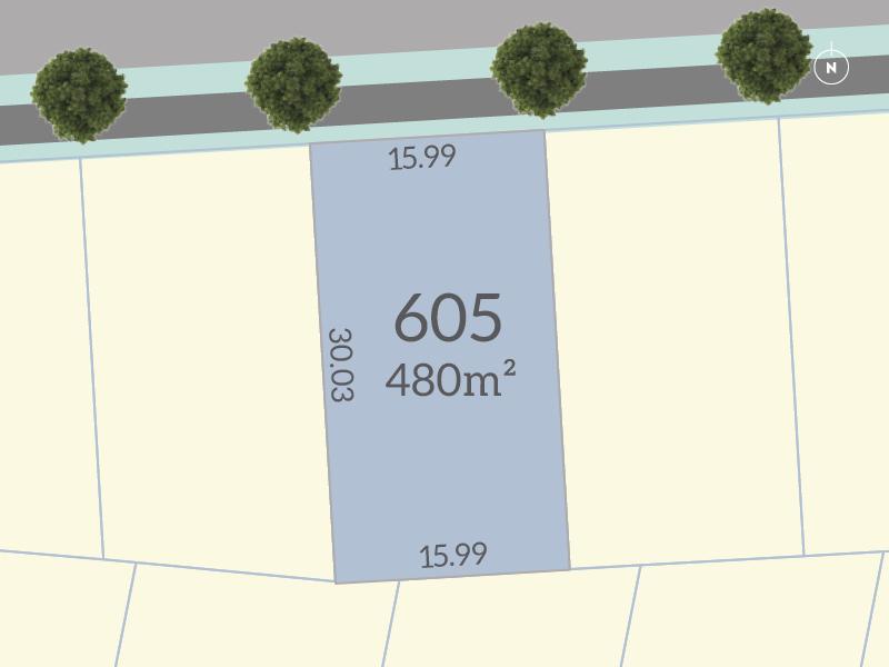 Lot 605, Ballina Heights Drive, Cumbalum, NSW 2478