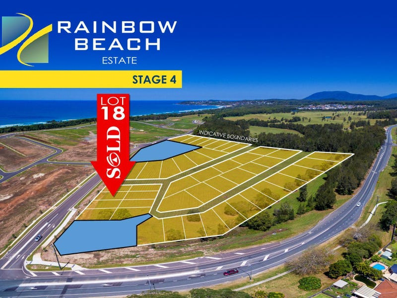Lot 18 Rainbow Beach Estate, Lake Cathie, NSW 2445