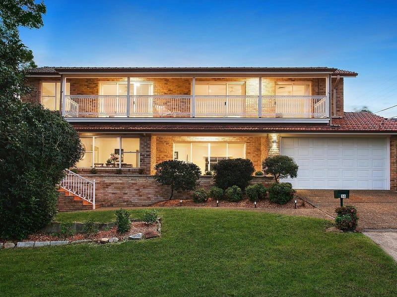 36 Burns Crescent, Chiswick, NSW 2046