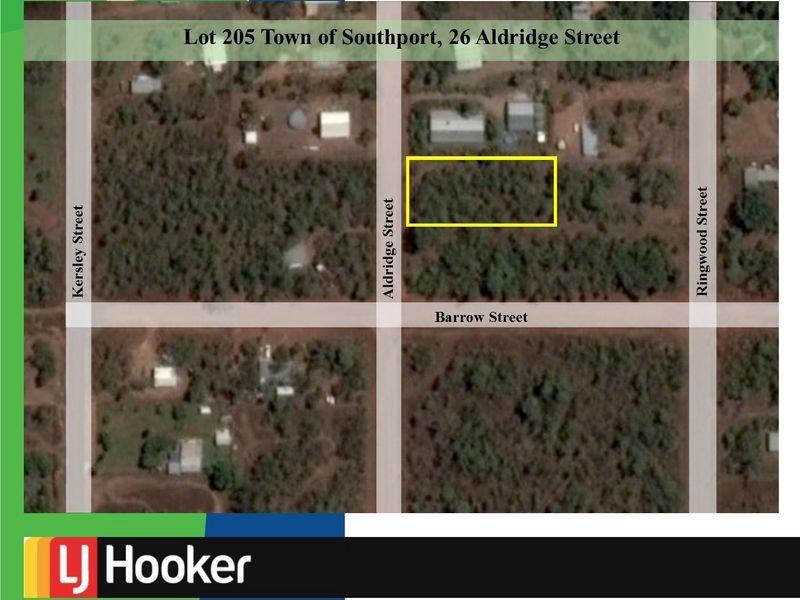 36 Aldridge Street, Southport, NT 0822