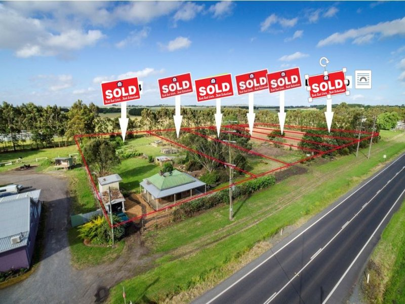 Lot 3-4 1450 Princes Highway, Pirron Yallock, Vic 3249