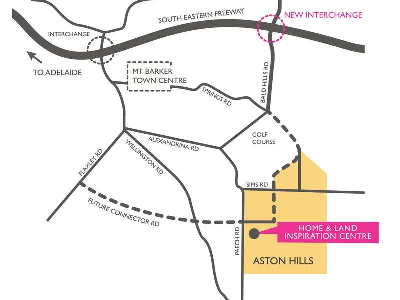 Lot 120, Seymour Drive (Aston Hills), Mount Barker, SA 5251