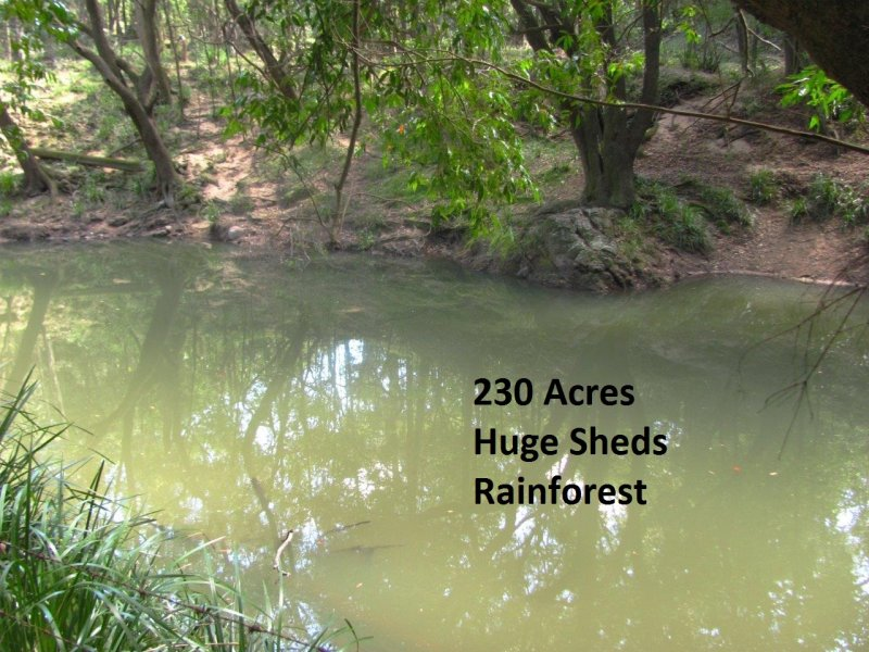 Lot 97 Gorge Road, Lowmead, Qld 4676