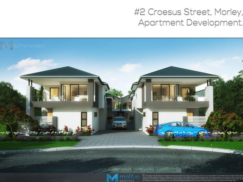 3/2 Croesus Street, Morley, WA 6062