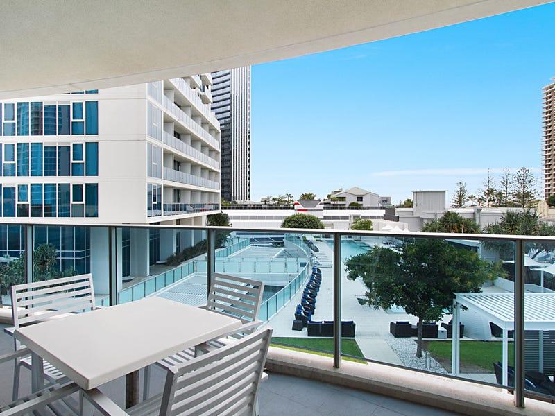 Unit 10304 Hilton, 3113 Surfers Paradise Boulevard, Surfers Paradise, Qld 4217
