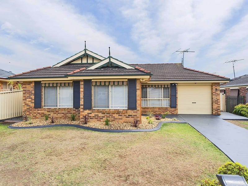 9 Chopin Crescent, Claremont Meadows, NSW 2747