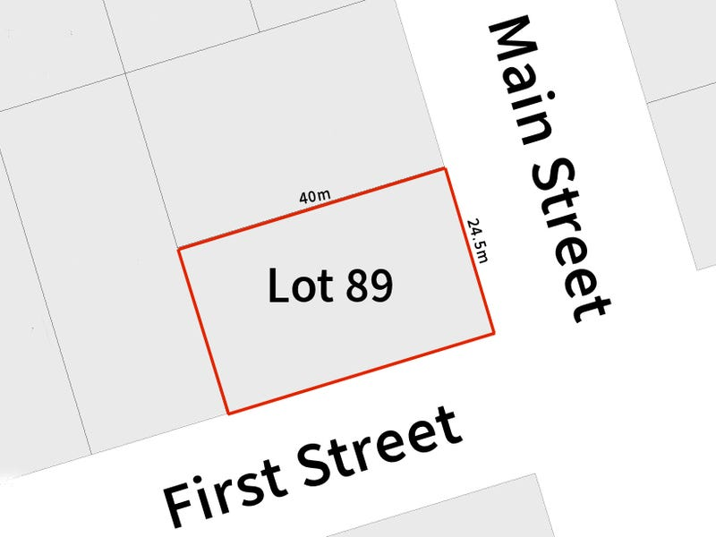 Lot 89 Main Street, Mount Mary, SA 5374