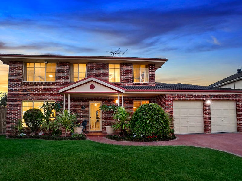 14 Tianie Place, Rouse Hill, NSW 2155