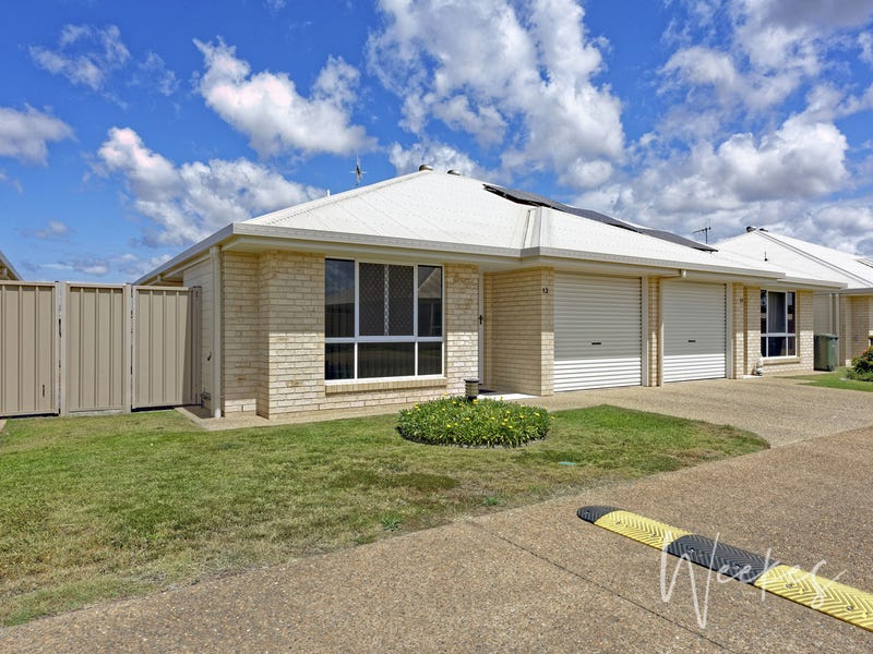 12/148 McCarthy Road, Avenell Heights, Qld 4670