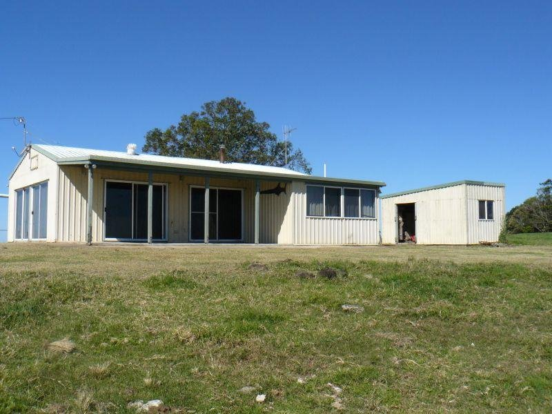269 Repeater station rd, Kanigan, Qld 4570