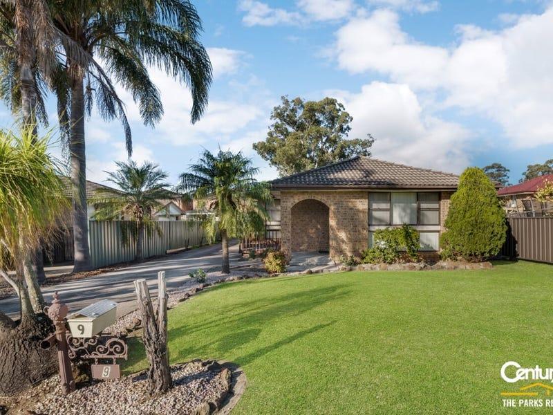 9 Bossley Road, Bossley Park, NSW 2176