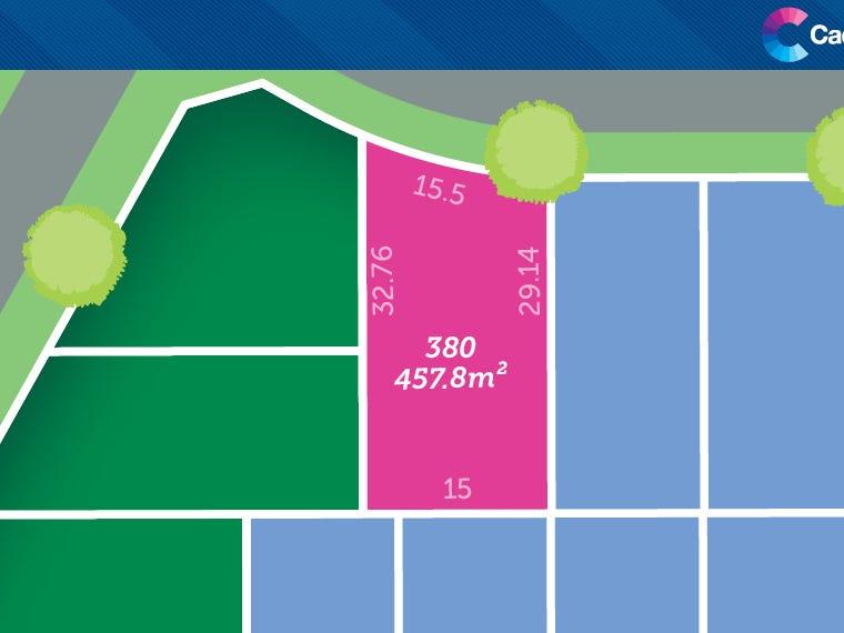 Lot 380 Caddens Hill, Caddens, NSW 2747