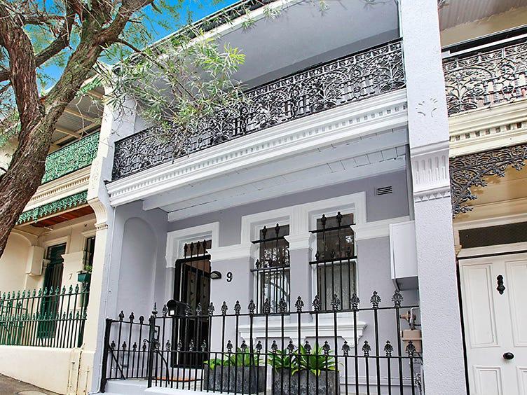 9 Brown Street, Paddington, NSW 2021