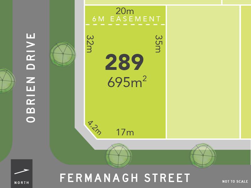 Lot 289, Fermanagh Street, Alfredton, Vic 3350