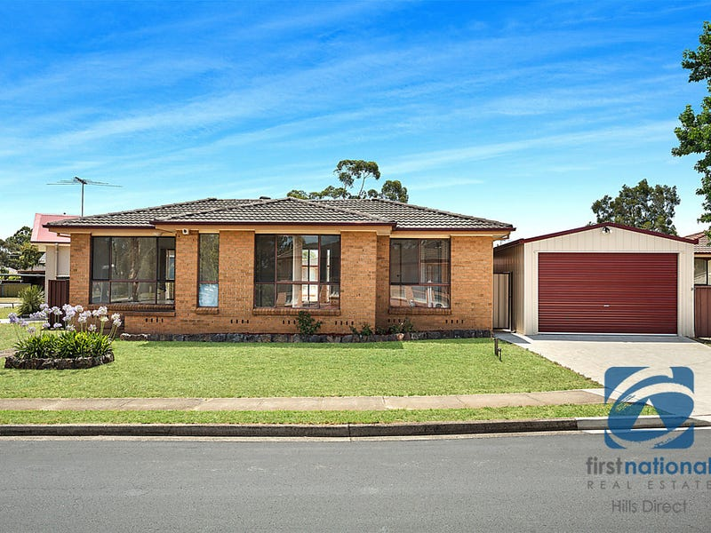 1 Crocus Place, Quakers Hill, NSW 2763
