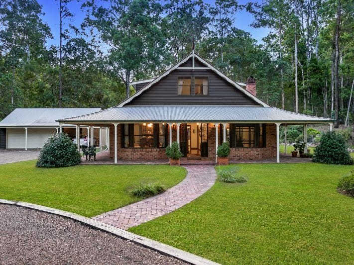 174 Gap Creek Road, Kenmore Hills, Qld 4069