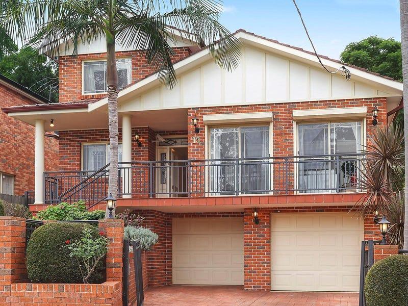 15 Jenkins Street, Chatswood, NSW 2067
