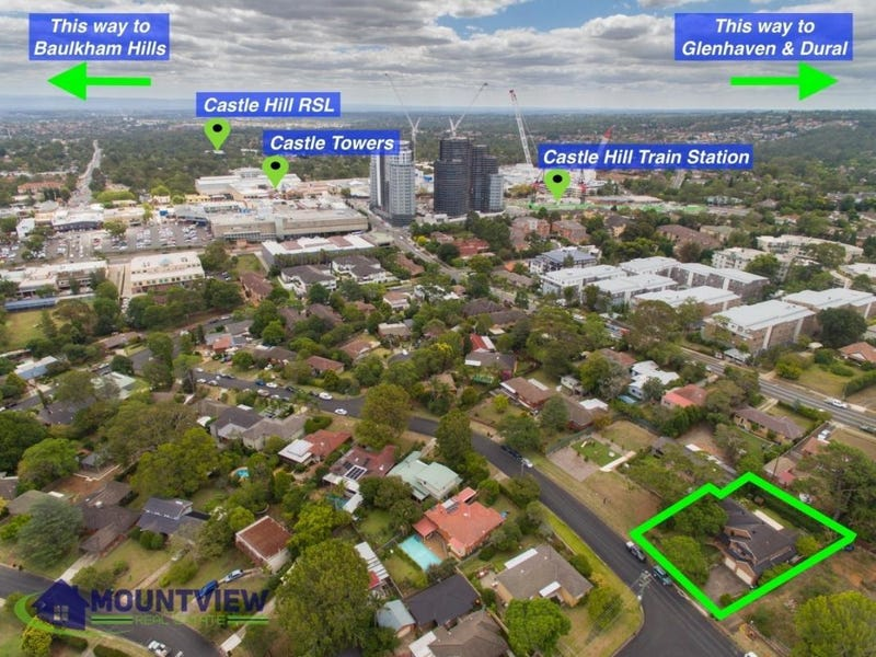 16 Olola Avenue, Castle Hill, NSW 2154