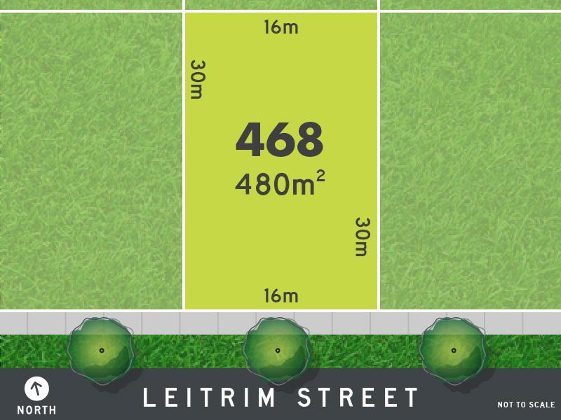 Lot 468, Leitrim Street, Alfredton, Vic 3350