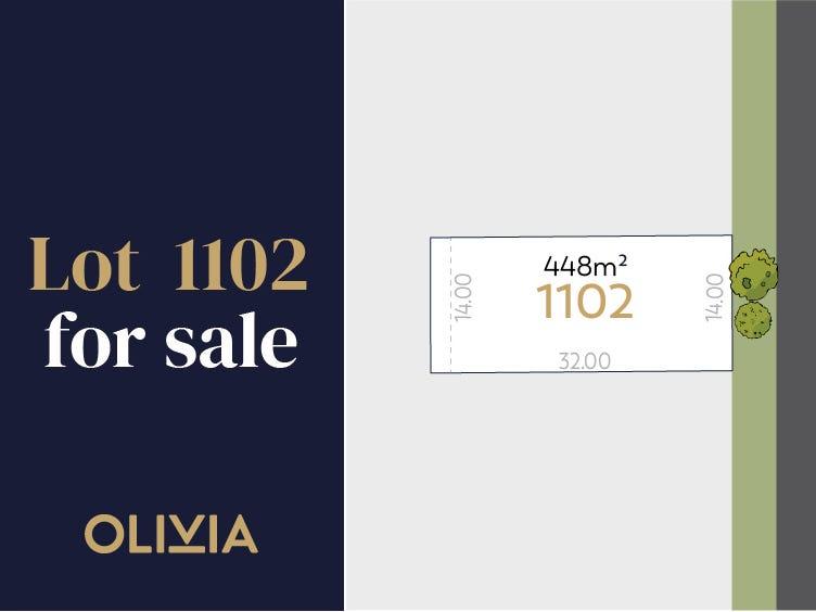 Lot 1102 Sasha Crescent, Truganina, Vic 3029