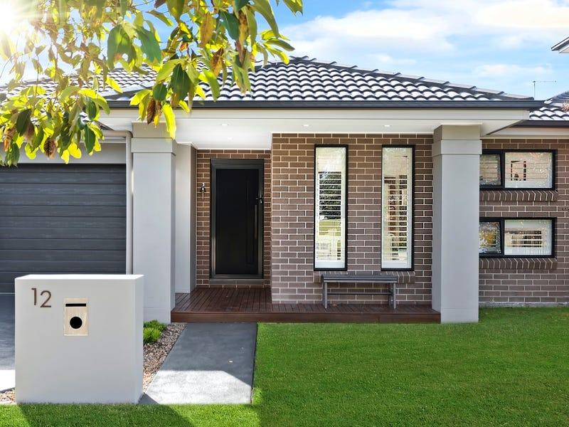 12 Thomas Icely Avenue, Bungarribee, NSW 2767