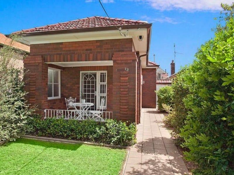 12 Enfield Street, Marrickville, NSW 2204