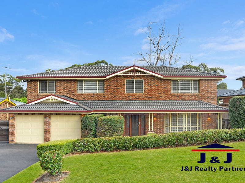 19 Monaco Ave, Kellyville, NSW 2155