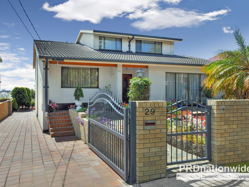 29 Dunkirk Avenue, Kingsgrove, NSW 2208