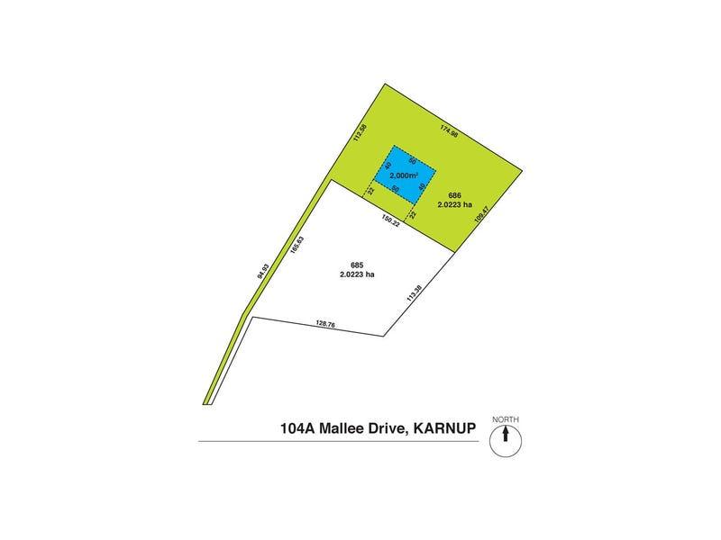 104A Mallee Drive, Karnup, WA 6176
