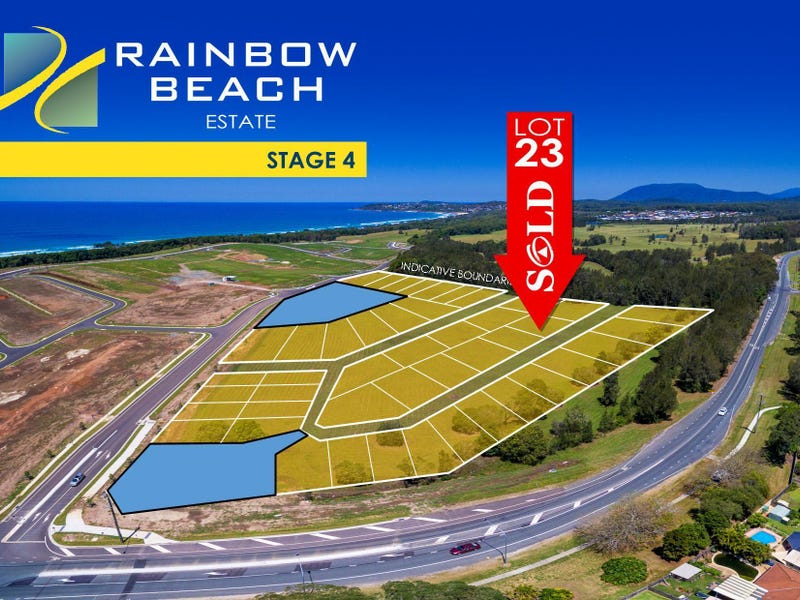 Lot 23 Rainbow Beach Estate, Lake Cathie, NSW 2445