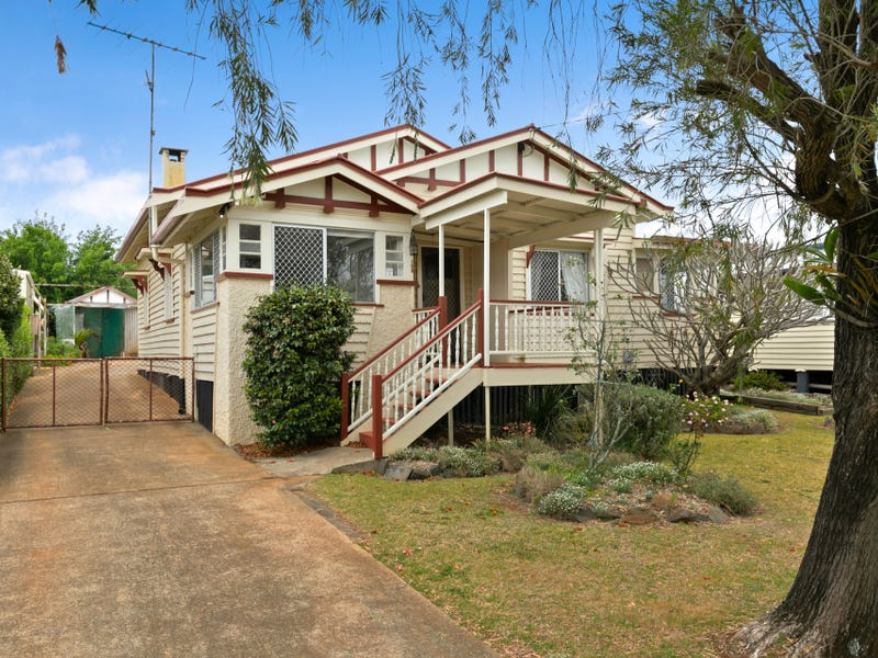 168 Perth Street, South Toowoomba, Qld 4350