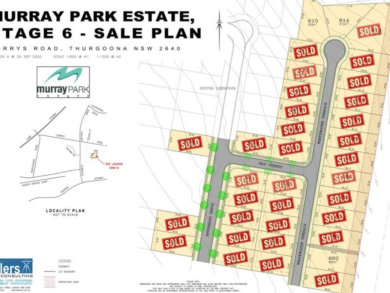 Whitewater Terrace,Murray Park Estate, Thurgoona, NSW 2640