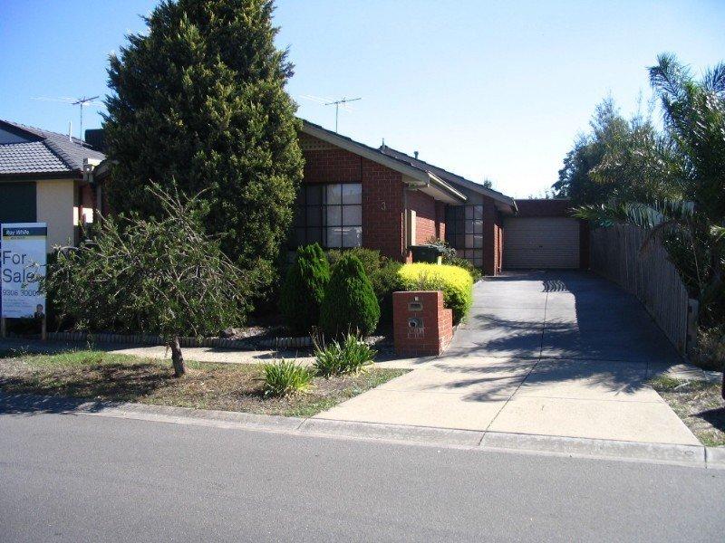 3 Forwood Way, Roxburgh Park, Vic 3064