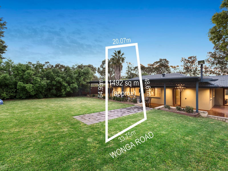 258 Wonga Road, Warranwood, Vic 3134