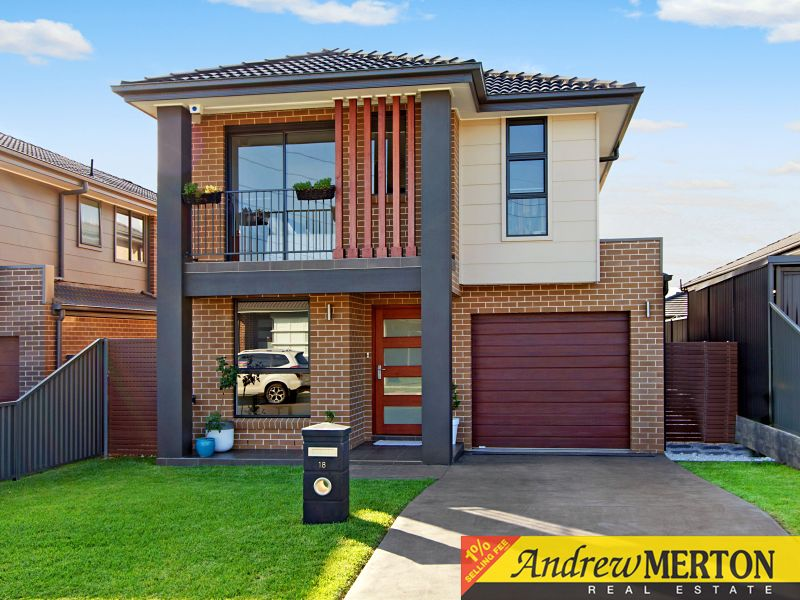 18 Ivory Curl Street, Gregory Hills, NSW 2557