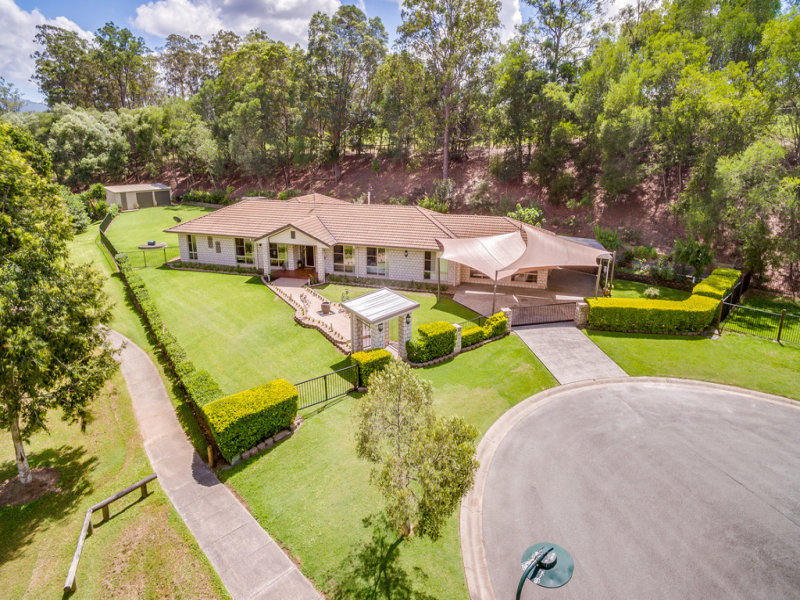 41 Mountain View Crest, Mount Nathan, Qld 4211
