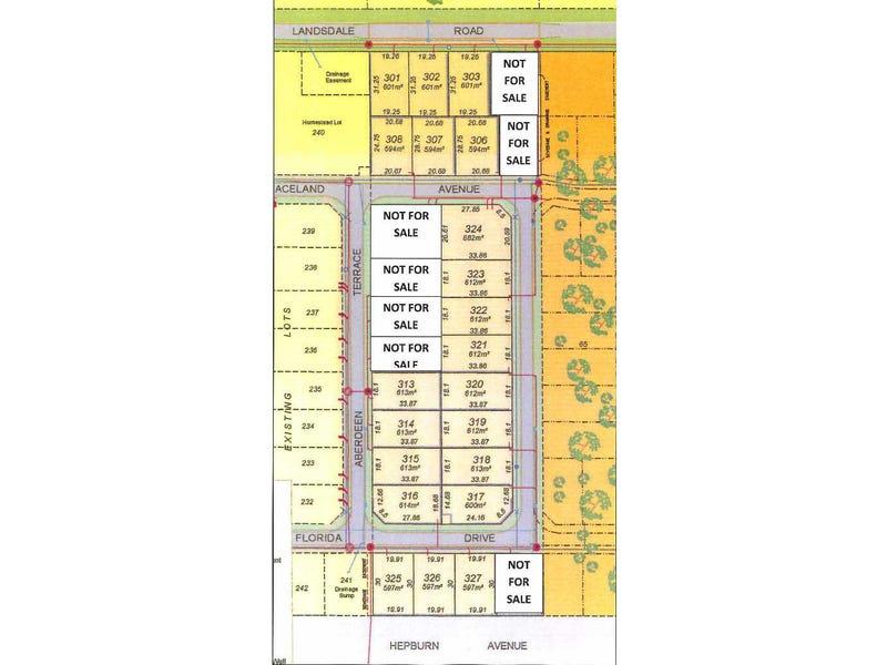 Lot 16 Aberdeen Terrace, Landsdale, WA 6065