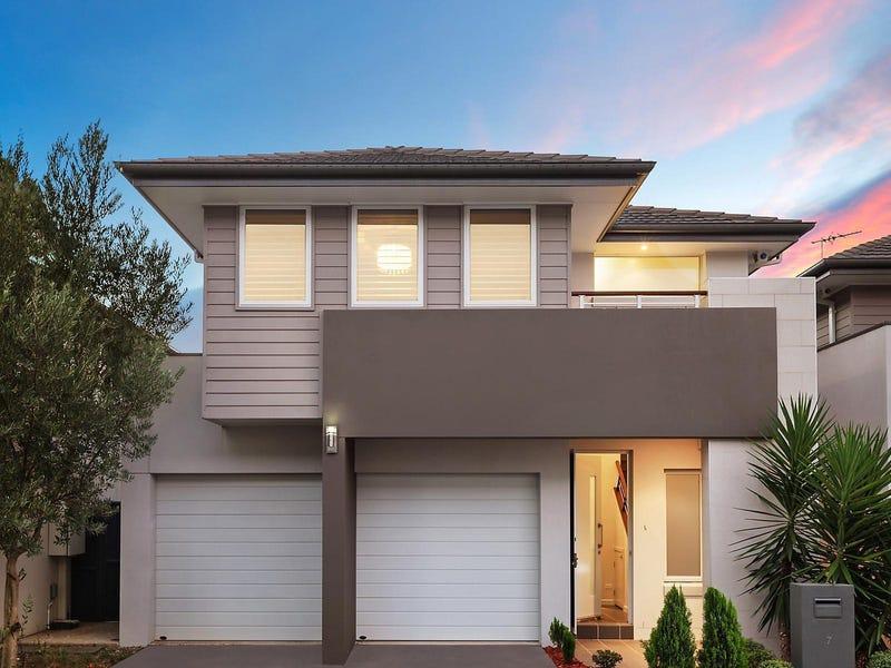 7 Kimber Crescent, Kellyville, NSW 2155