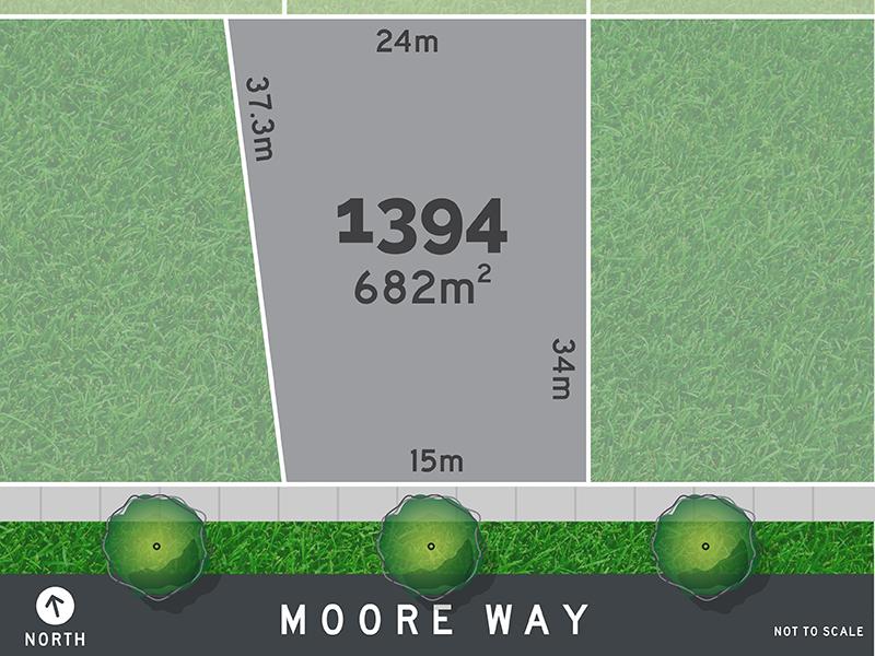 Lot 1394, Moore Way, Lucas, Vic 3350
