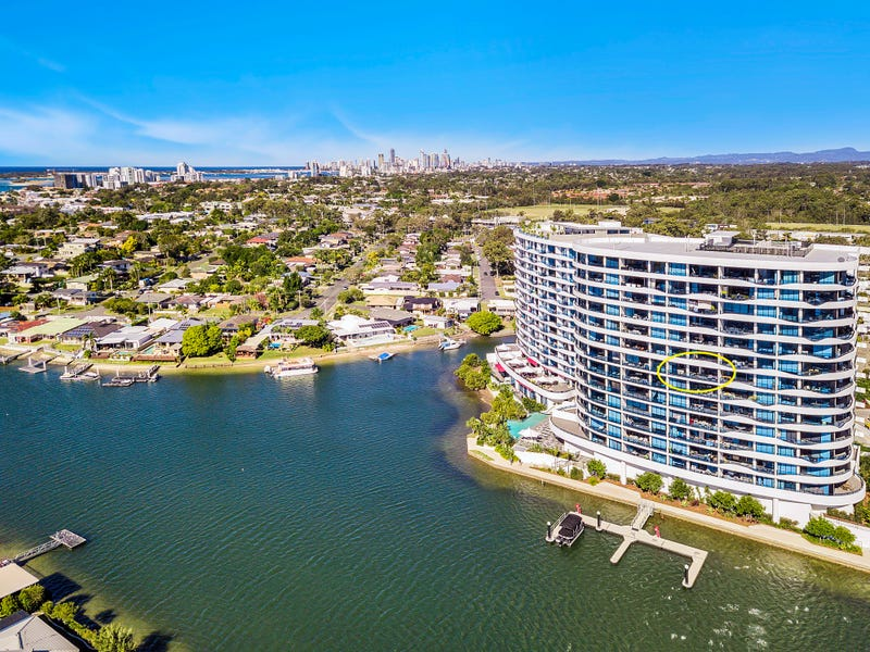 1703/5 Harbour Side Court, Biggera Waters, Qld 4216