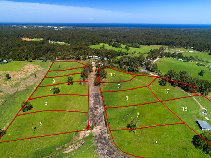 Lot 9 Wattlebird Estate 295 Wirrimbi Road, Newee Creek, NSW 2447