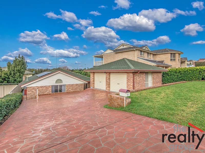 12 Helm Cottage Street, Blair Athol, NSW 2560