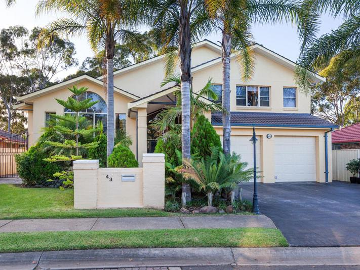 43 Corryton Court, Wattle Grove, NSW 2173