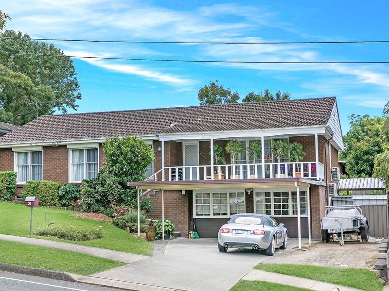 21 Jindabyne Avenue, Baulkham Hills, NSW 2153