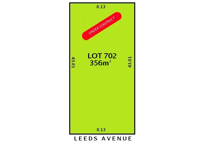 Lot 2, 34 Leeds Avenue, Northfield, SA 5085